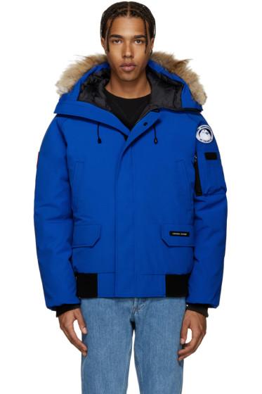 Canada Goose - Blue Down PBI Chilliwack Jacket