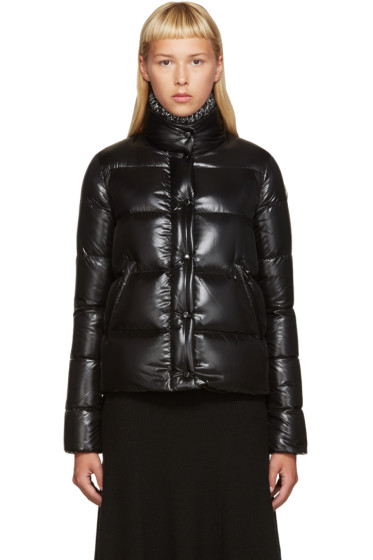 Moncler - Black Down Brethil Jacket