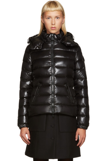 Moncler - Black Down Bady Jacket
