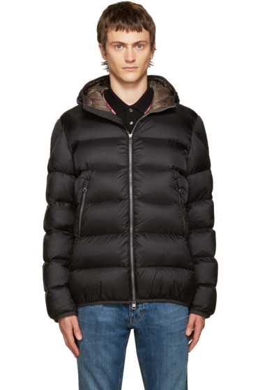 Moncler - Black Down Chauvon Jacket