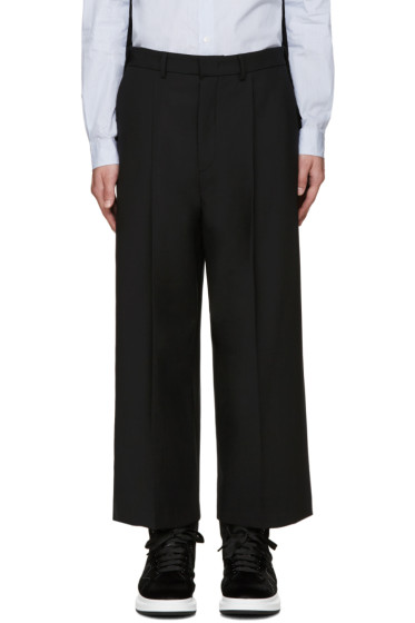 McQ Alexander Mcqueen - Black Smith Trousers