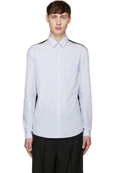 McQ Alexander Mcqueen - Multicolor Striped Shirt
