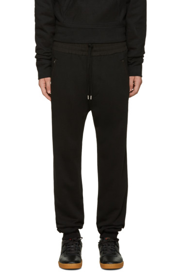 Acne Studios - Black Johna Lounge Pants