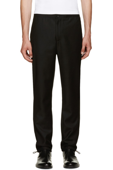 Acne Studios - Black Pace Trousers