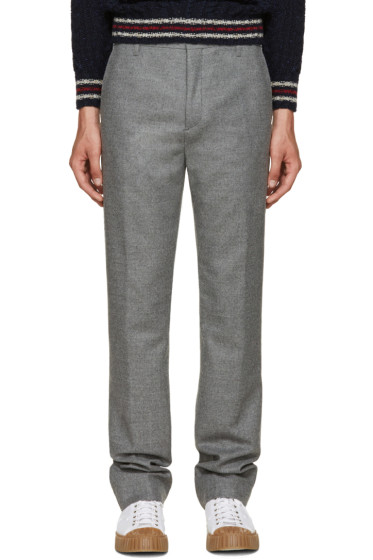Acne Studios - Grey Pro Trousers
