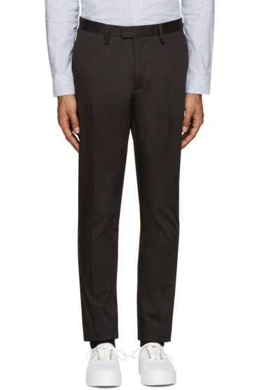 Acne Studios - Black Max Trousers