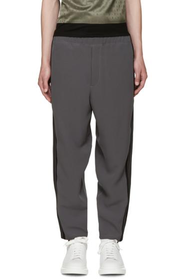 Alexander McQueen - Grey Lounge Pants