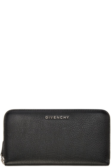 Givenchy - Black Pandora Wallet