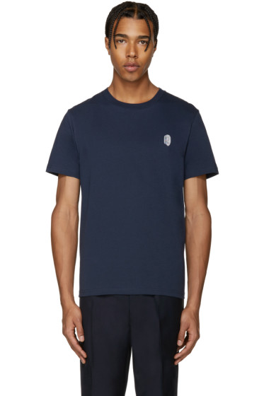 Carven - Navy Small Logo T-Shirt