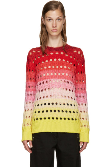 Kenzo - Multicolor Tye Dye Sweater