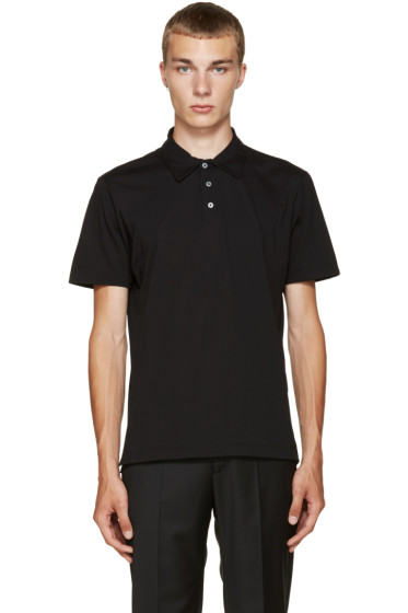 PS by Paul Smith - Black Basic Polo