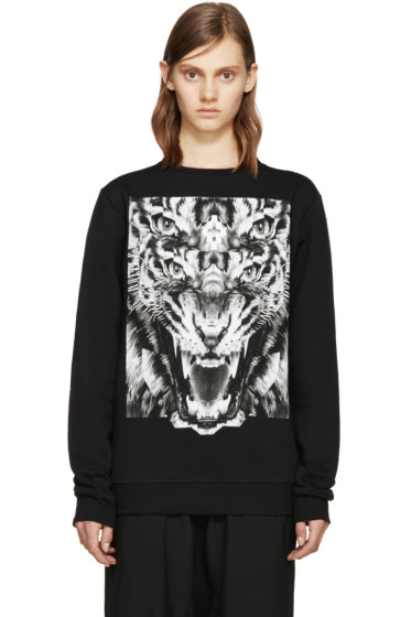 Marcelo Burlon County of Milan - Black Fleece El Muerto Sweatshirt