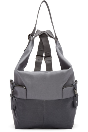 Côte & Ciel - Grey Medium Ganges Alias Backpack