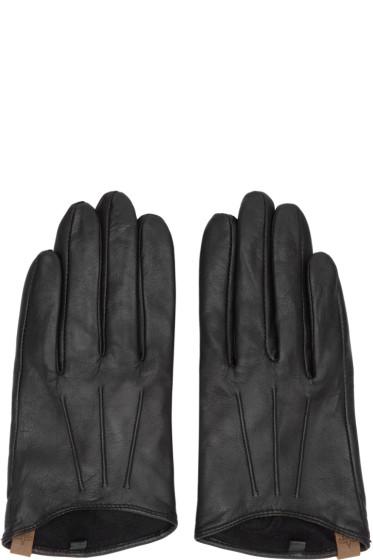 Mackage - Black Lambskin Alisee Gloves