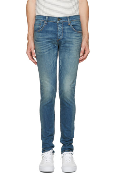 Rag & Bone - Blue Fit 1 Jeans