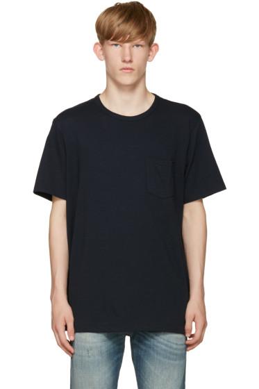 Rag & Bone - Navy Standard Issue T-Shirt