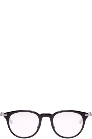 Dior Homme - Black 'Black Tie' 201 Glasses