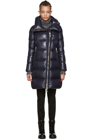 Moncler - Navy Down Joinville Coat