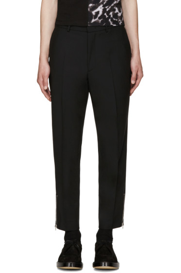 McQ Alexander Mcqueen - Black Doherty Trousers