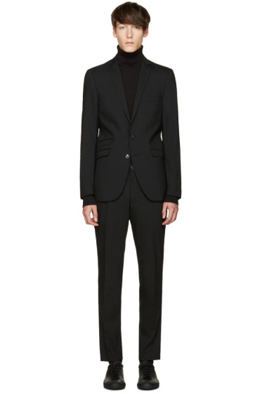 Tiger of Sweden - Black Nedvin Suit