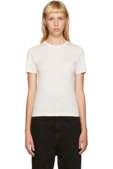 Acne Studios - Beige Dorla T-Shirt