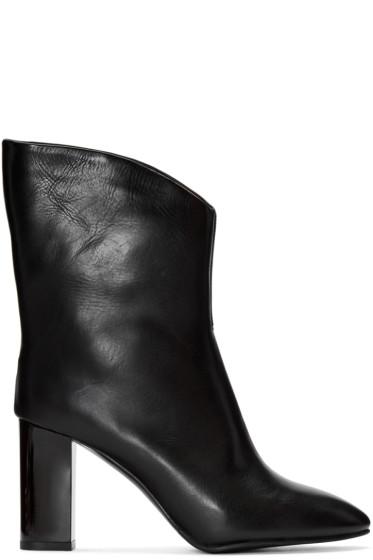 Acne Studios - Black Ava Boots