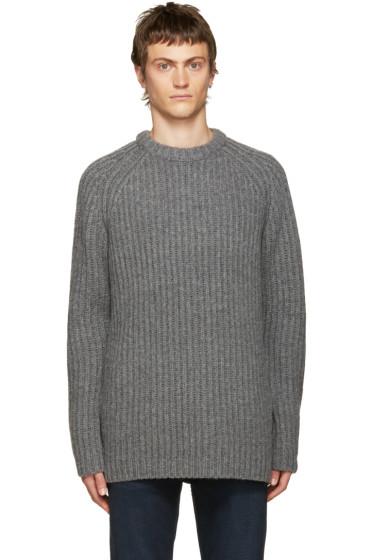 Acne Studios - Grey Wool Kas Sweater