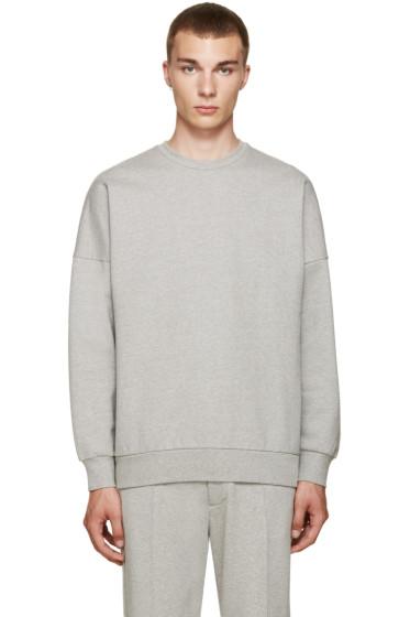 Acne Studios - Grey Font Sweatshirt