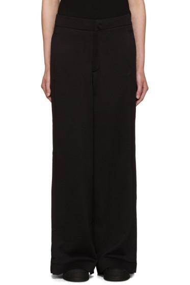 Y-3 - Black Frost Lounge Pants