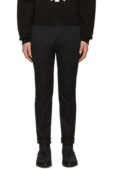 Dsquared2 - Black Twiggy Boy Trousers