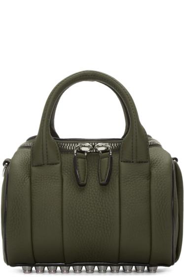 Alexander Wang - Green Mini Rockie Bag