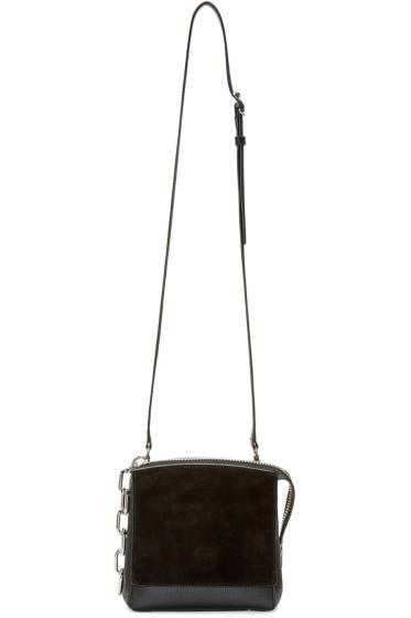 Alexander Wang - Black Attica Flap Marion Bag