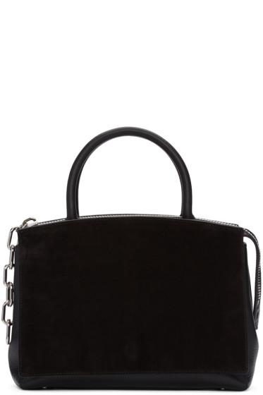 Alexander Wang - Black Large Attica Flap Marion Bag