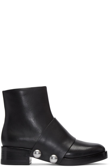 Alexander Wang - Black Hanne Boots