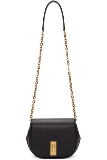 Marc Jacobs - Black Leather The West End Jane Bag