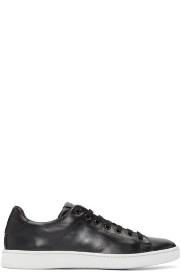 Marc Jacobs - Black Clean Nappa Sneakers