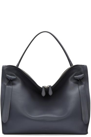 Jil Sander - Grey Medium Hill Bag