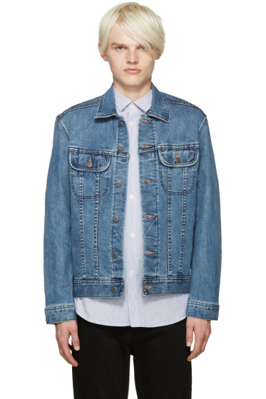 A.P.C. - Indigo Denim Jacket