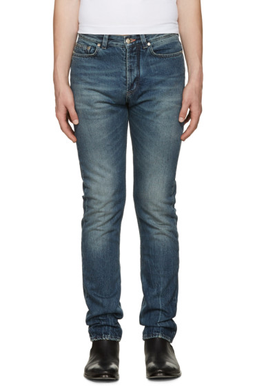 Paul Smith - Blue Slim Jeans