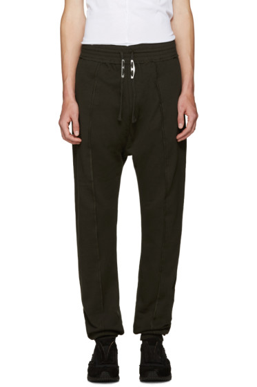 Damir Doma - Green Pascal Lounge Pants