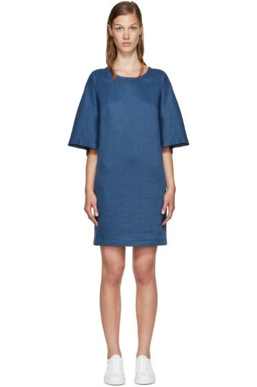 3.1 Phillip Lim - Indigo Twill Dress