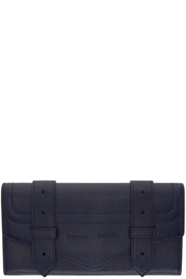 Proenza Schouler - Navy PS1 Wallet