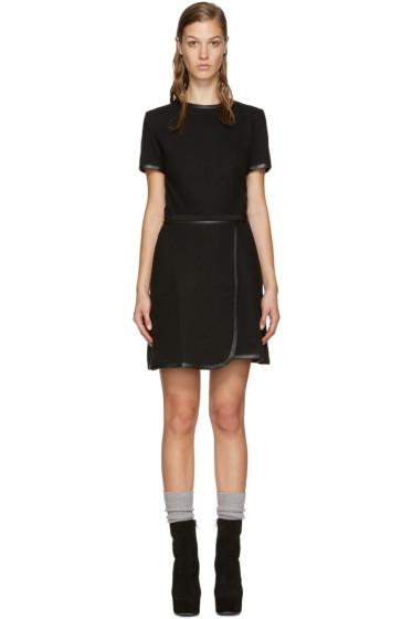 Carven - Black Wool Dress
