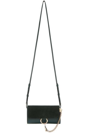 Chloé - Green Faye Wallet Bag