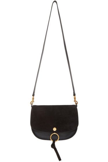 Chloé - Black Medium Kurtis Bag