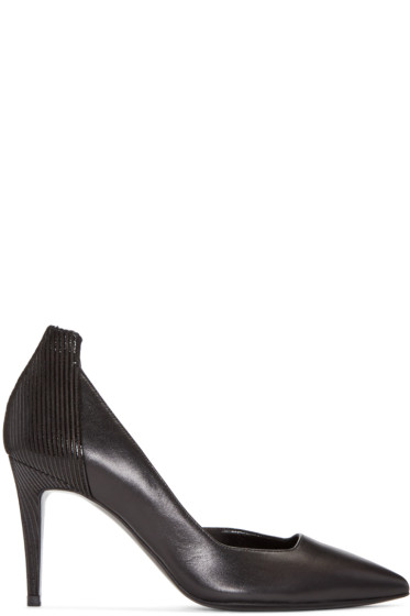 Pierre Hardy - Black Laser d'Orsay Heels
