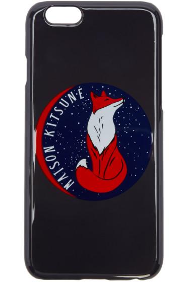 Maison Kitsuné - Navy Moon Fox iPhone 6 Case