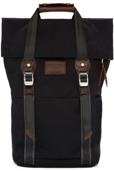 Master-Piece Co - Black Buckles Backpack