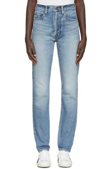 Saint Laurent - Blue 90s Jeans