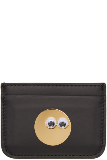 Sophie Hulme - Black Rosebery Card Holder
